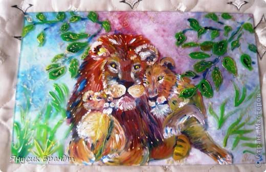 Семья львов) фото 1
