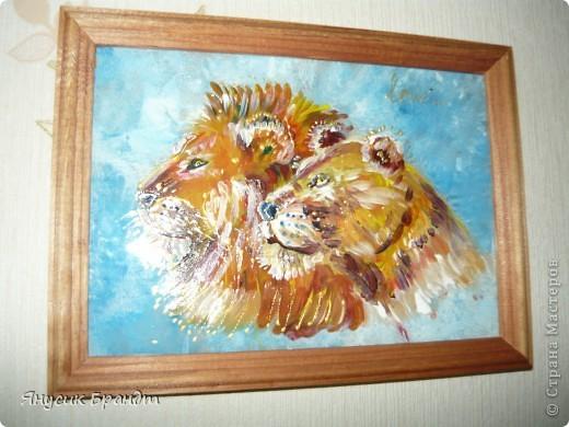 Семья львов) фото 2