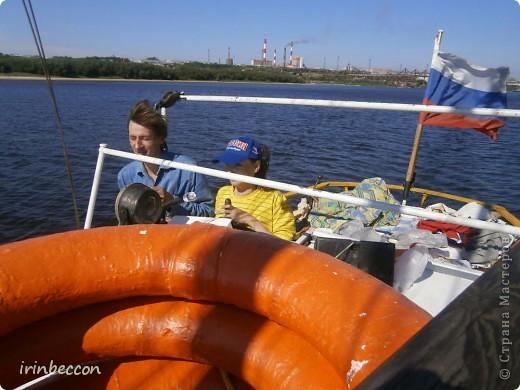 на выходных плавали на яхте(вот так она выглядит) фото 15
