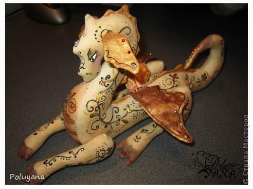 замечательные игрушки по мастер классам великолепного мастера  http://stranamasterov.ru/user/116023 фото 5