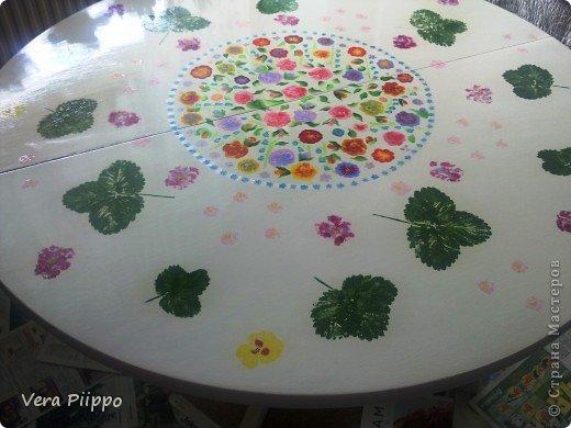 Так стол выглядел раньше.Много лет назад. фото 10