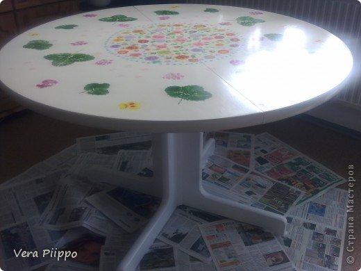 Так стол выглядел раньше.Много лет назад. фото 11