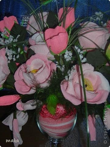 Букеты конфетные свадебные и не только. фото 6
