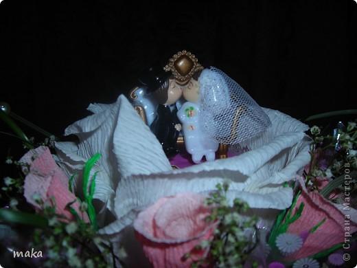 Букеты конфетные свадебные и не только. фото 1