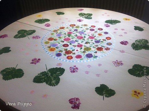 Так стол выглядел раньше.Много лет назад. фото 7