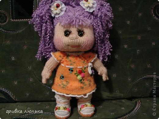 Софийку я связала для девочки Вероники из города Вахрушево. фото 4