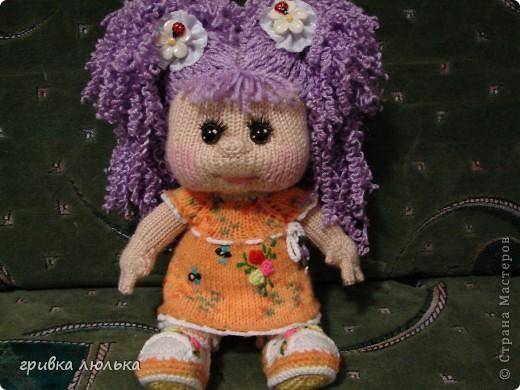 Софийку я связала для девочки Вероники из города Вахрушево. фото 2
