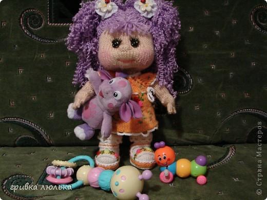 Софийку я связала для девочки Вероники из города Вахрушево. фото 1