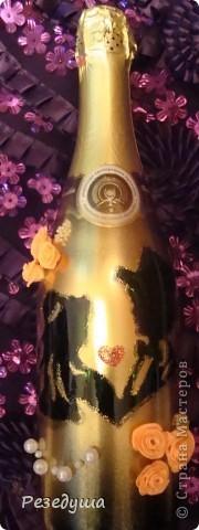 Бутылочка шампанского фото 2