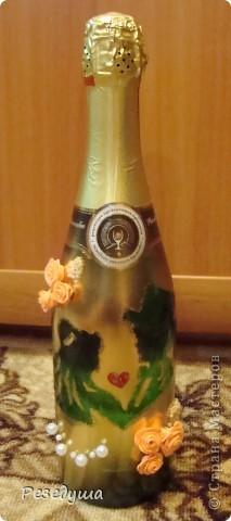 Бутылочка шампанского фото 1