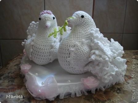Всем здравствуйте! Благодаря Ями с сайта Сатиллины связался такой свадебный подарок. фото 4