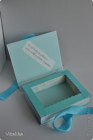 У моих подруг на одной неделе родились детки - мальчик и две девочки. Приготовила им вот такие коробочки, вдохновившись работами Альбины Уфа http://stranamasterov.ru/node/395376?c=favorite_c . Мастер-класс здесь http://iruuuha.blogspot.com/2012/01/blog-post_20.html . фото 3