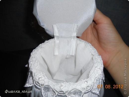 Кукла-шкатулка для племянницы фото 3