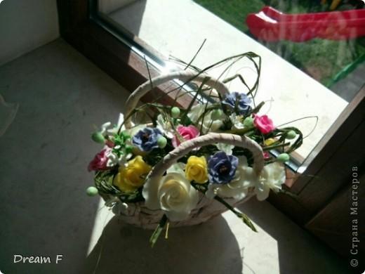 корзиночка в подарок фото 2