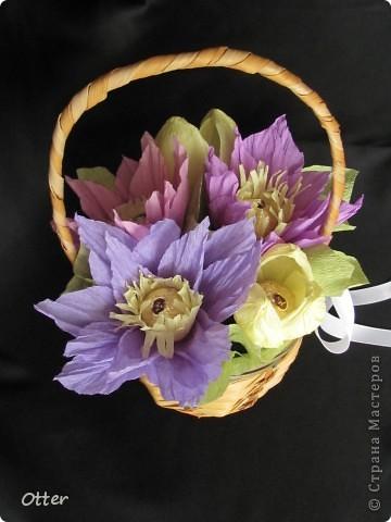 Букетик из сладких цветов. фото 2