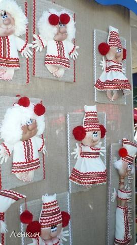 Куклы , попиков на этой ярмарке не было !((( фото 1