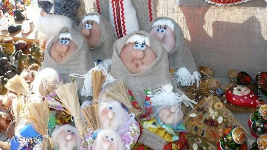 Куклы , попиков на этой ярмарке не было !((( фото 2