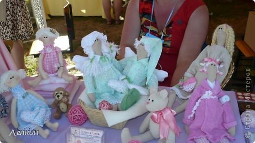 Куклы , попиков на этой ярмарке не было !((( фото 8