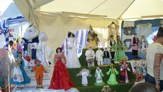 Куклы , попиков на этой ярмарке не было !((( фото 21