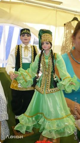 Куклы , попиков на этой ярмарке не было !((( фото 22