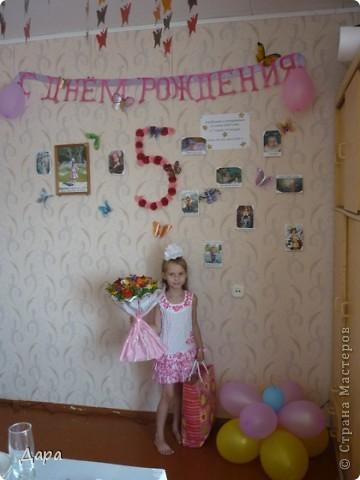 Как украсить комнату своими руками на день рождения дочери