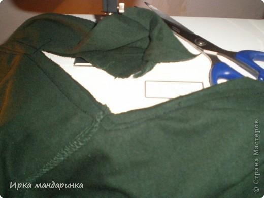 Добрый день, дорогие мастерицы. Вот и готов мой мини МК по шитью осеннего кардигана. фото 6