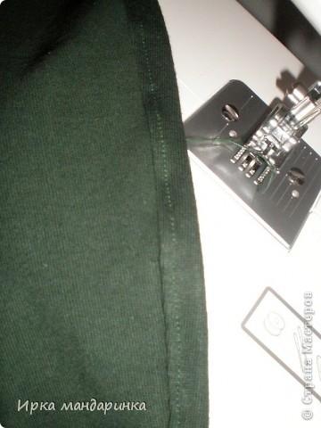 Добрый день, дорогие мастерицы. Вот и готов мой мини МК по шитью осеннего кардигана. фото 9