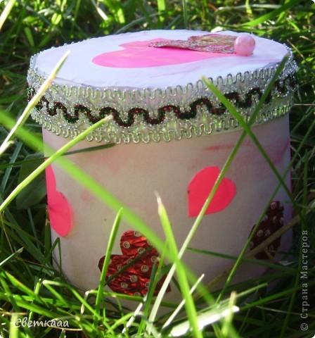 Это коробочка в которую я и положила все подарки)) фото 5