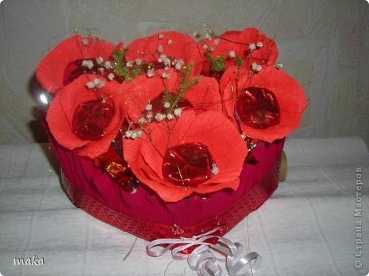Букеты конфетные свадебные и не только. фото 8