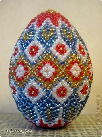 Мой первый опыт в оплетении яиц