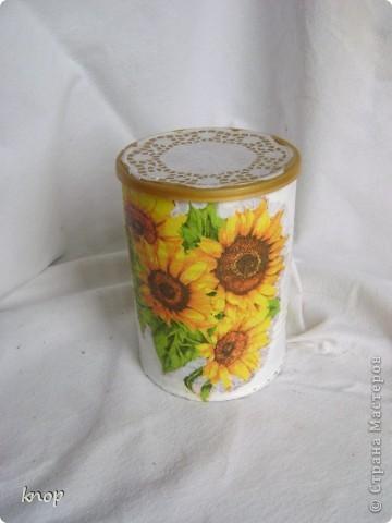 как же я люблю эти солнечные цветы! и они нравятся не только мне,но и маме))) поэтому этот приборчик переселился на дачную кухню родителей фото 2
