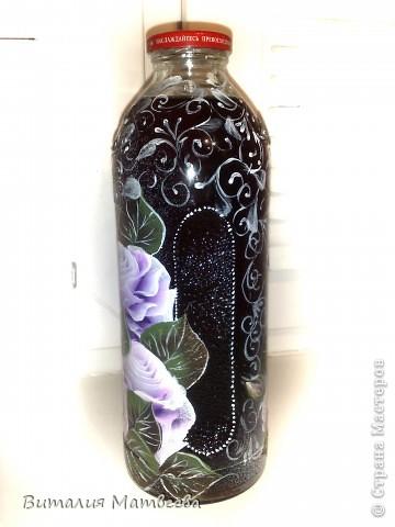 Бутылочка в подарочек фото 2