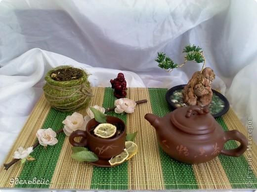 "композиция ""чайная церемония"" фото 1"