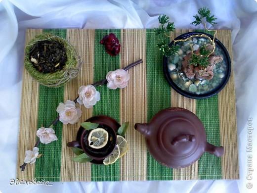 "композиция ""чайная церемония"" фото 2"