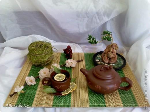 "композиция ""чайная церемония"" фото 3"