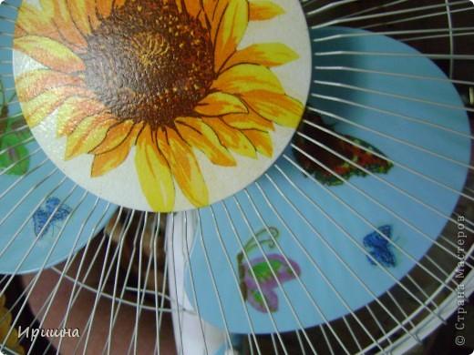 """Вдохновленная идеей Рыжули http://stranamasterov.ru/node/368543 ,решила обновить нашего летнего """"Спасителя""""... фото 5"""