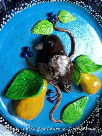 Все, ко любит груши и птичек! Вам сегодня только ко мне и никуда больше )))) фото 1