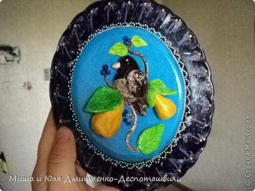Все, ко любит груши и птичек! Вам сегодня только ко мне и никуда больше )))) фото 4