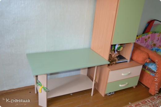 """Решила заняться """"реставрацией"""" мебели (если это можно так назвать). фото 4"""