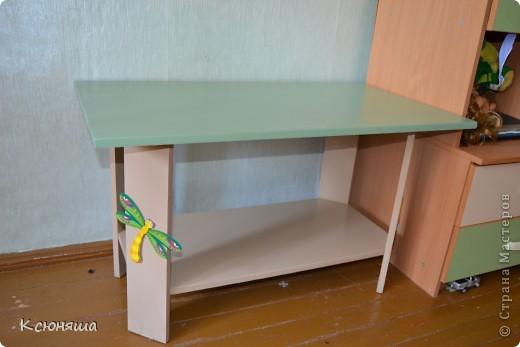 """Решила заняться """"реставрацией"""" мебели (если это можно так назвать). фото 1"""