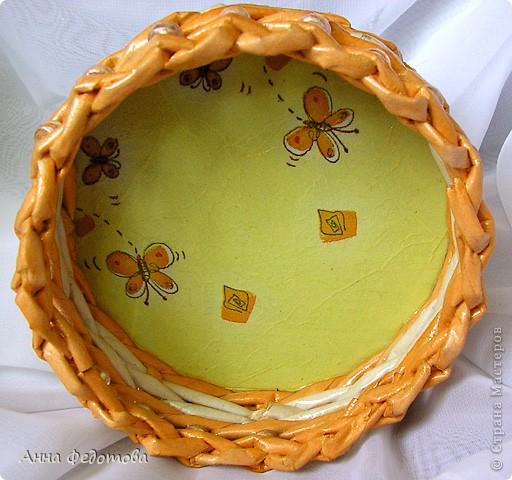Вот такая упаковочка для мыльного тортика: фото 5