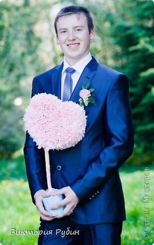 Вот такие деревца я делала для свадебной фотосессии=) фото 3
