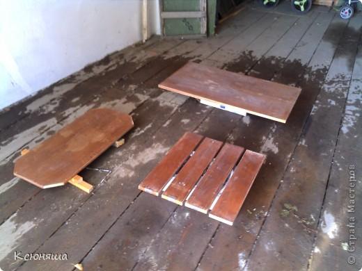 """Решила заняться """"реставрацией"""" мебели (если это можно так назвать). фото 2"""