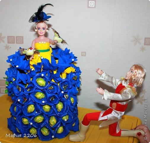 Куколка для Катюши. фото 2