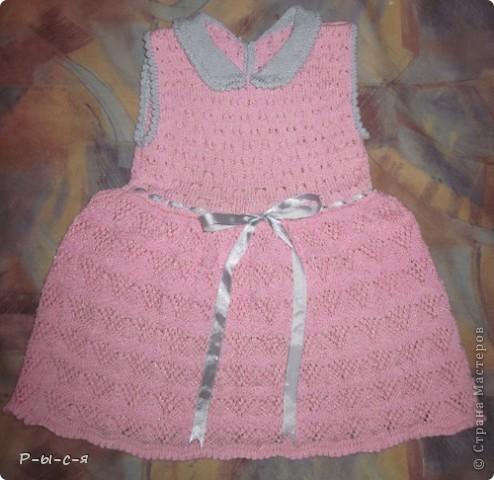 вот такое платье получилось фото 1