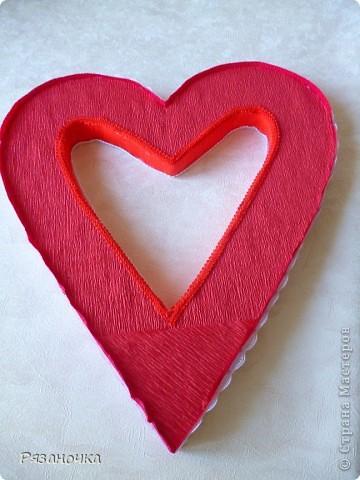 У меня сегодня 2 сердца. Люблю я их делать. фото 17