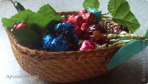 Виноград и вишенки фото 3