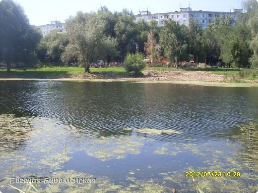 Превое озеро. фото 1