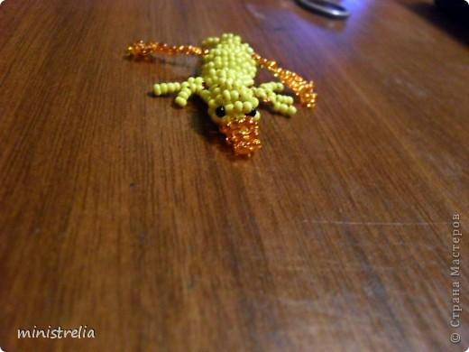 Игрушка Мастер-класс Бисероплетение Утёнок МК Бисер Проволока фото 1.