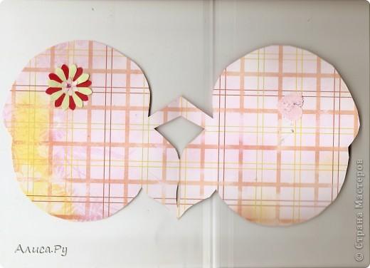 Привет Страна!!!!! Продолжаем готовиться к выставке!!!! Это яблочная открытка. Кроме того, Елена Гайдаенко проводит яблочный конкурс, и хотелось бы послать яблочко туда. фото 2